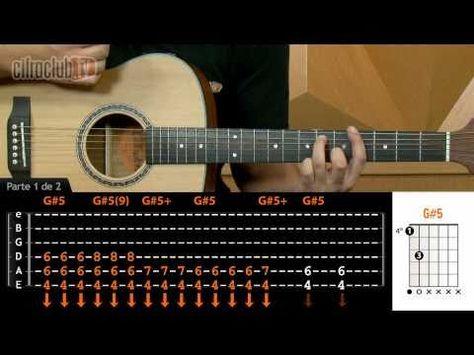 ▷ Vermilion PT.2 - Slipknot (aula de violão completa) - YouTube ...