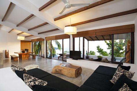 Contemporary Tropical Interior Design Home Sweet Home Tropical