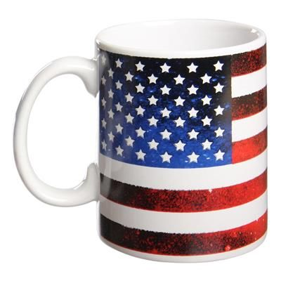 Stars And Stripes Krus Krus Kaffekrus Og Porcelaen