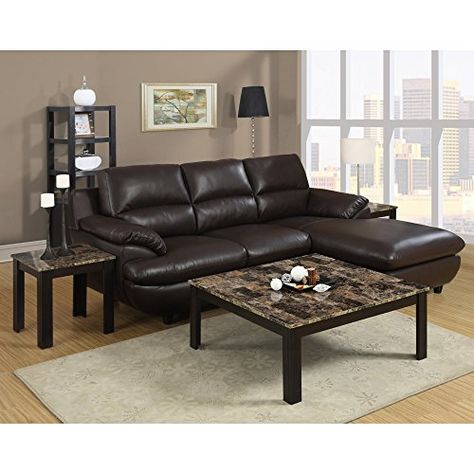 costco florentine 3piece top grain leather set for the home pinterest