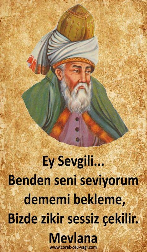 Hazreti Mevlana Sözleri | www.corek-otu-yagi.com