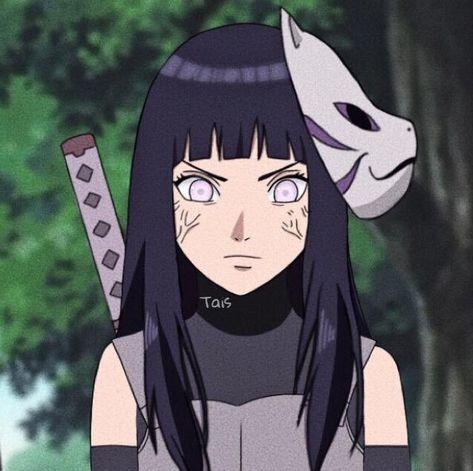 hinata on - Hinata Hyuga, Anime Naruto, Naruto Shippuden Sasuke, Otaku Anime, Naruto Und Hinata, Art Naruto, Wallpaper Naruto Shippuden, Naruto Cute, Naruto Girls