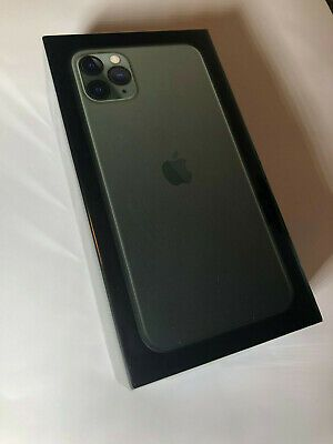 Sponsored Link Apple Iphone 11 Pro Max 512gb Midnight Green At T Factory Sealed Iphone Iphone 11 Apple Iphone