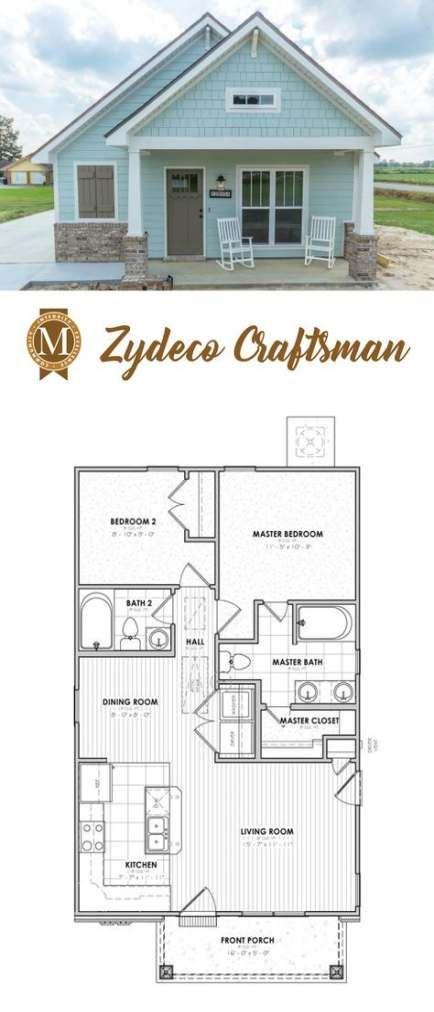 34 Ideas House Plans Craftsman Retirement Tiny House Plans House Floor Plans House Plans