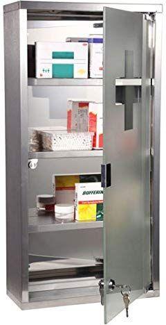 Armoire Murale Polyvalente Pharmacie Armoire Pour Integration A L Espace De Votre Choix Salle De Bain En 2020 Armoire A Pharmacie Porte Verre Armoire