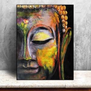Buddha Canvas Painting Wall Art Pictures Art Painting Oil Buddha Art Buddha Painting