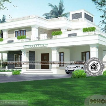 Free Indian House Designs 90 Two Storey House Floor Plan Collection Free House Design Classic House Design House Plans Farmhouse