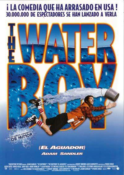 El Aguador 1998 The Waterboy De Frank Coraci Tt0120484 Waterboy Full Movies Full Movies Online Free