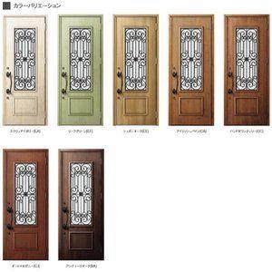 玄関ドア 防火戸 リクシル ジエスタ2 c73型デザイン K4仕様 片開きドア 内外同テイスト Lixil Tostem 玄関ドア リフォーム Diy ドア
