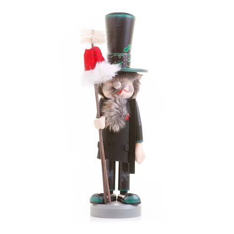 Whitehurst Zims Heirloom Chimney Sweep Wooden 14 Inch Nutcracker Decoration New * Check out this great product. (This is an affiliate link)