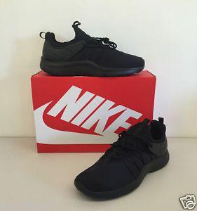 ... mens size 10 nike darwin triple black 819803 001 nike darwin sneakers  black shoes men footwear
