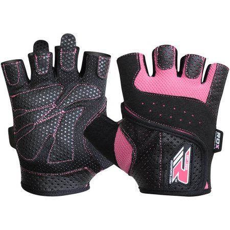 CYCLING BIKE BICYCLE GLOVES WEIGHT LIFTING PADDED AMARA LEATHER CROSS TRAINING