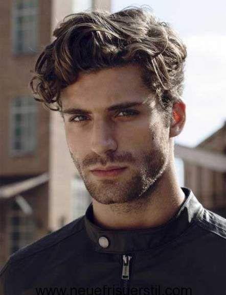 Haircut Men 2018 Wavy 15 Ideas Wavy Hair Men Latest Men Hairstyles Curly Hair Men