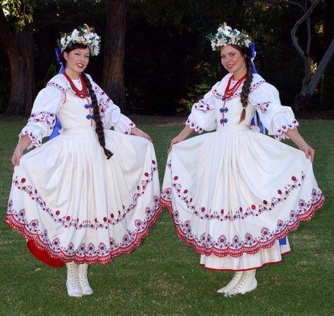 Image detail for -Traditional Polish Wedding Dress