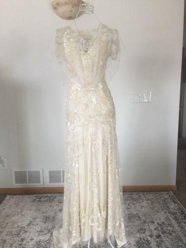 Wedding Dress Size Uk