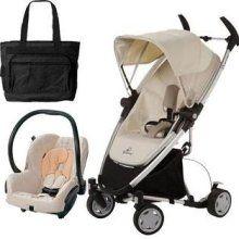 $250 stroller Quinny CV080BFYKT2 Zapp Xtra Travel System