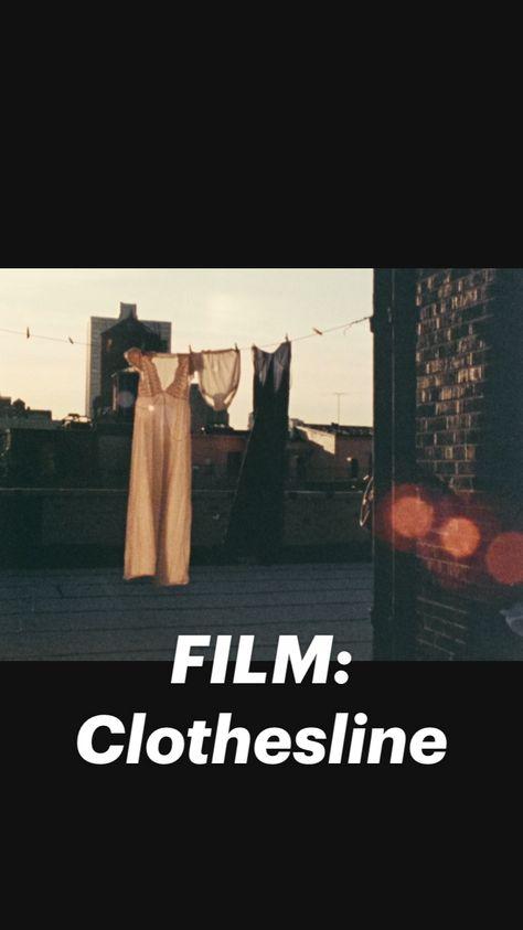 FILM: Clothesline
