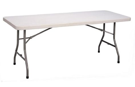 Correll Cp3096 30 X 96 Blow Molded Plastic Folding Table Sale Price 165 00 Blow Molding Table Sizes Table