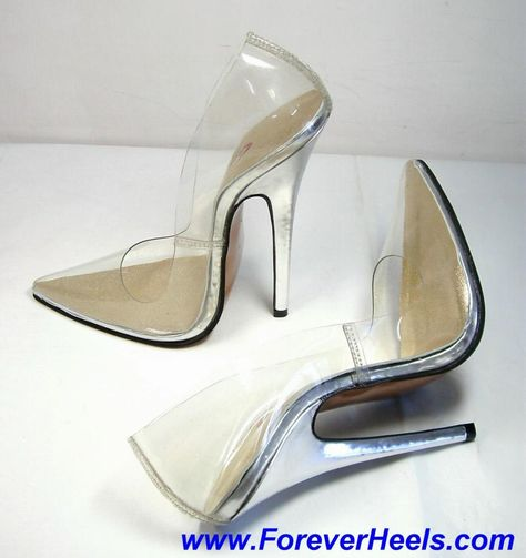 Details about  /Womens Party High slim Heel Pointed Toe Formal Dress Patent Leather Pumps Shoes