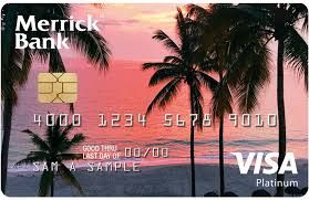 Merrick Bank Double Your Line Visa Credit Card Is A Credit Card That Is Designed Exclusively For Card Credit Card Approval Bank Credit Cards Best Credit Cards