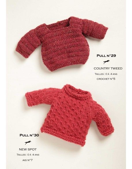 Ravelry: Jumper pattern by Cheval Blanc Official