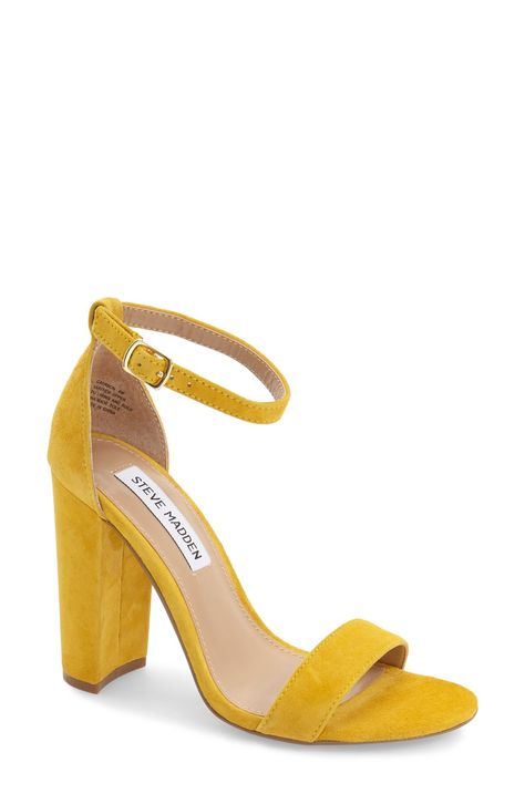 83fa4002086c Free shipping and returns on Steve Madden  Carrson  Sandal (Women) at  Nordstrom