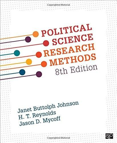 Political Science Research Methods - Default