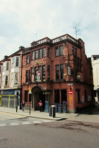 The Clarence Hotel Wigan Greater Manchester Old Pub Hotel Wigan
