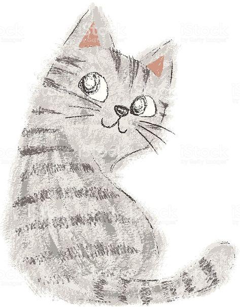 American Shorthair look back royalty-free american shorthair look back stock vector art & more images of animal