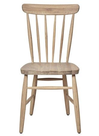 Neptune Wardley Natural Oak Dining Chair Oak Dining Chairs