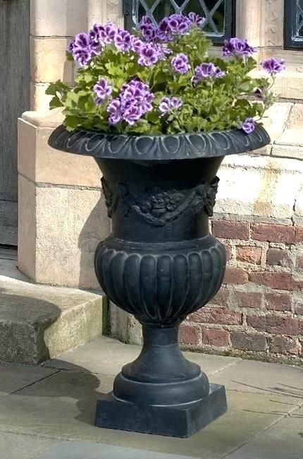Planter Urns Terrific Large Garden Outdoor Urns Urn Planters Planters