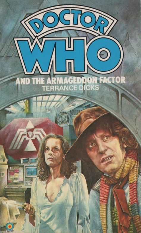 Doctor Who and The Armageddon Factor 1980  Book