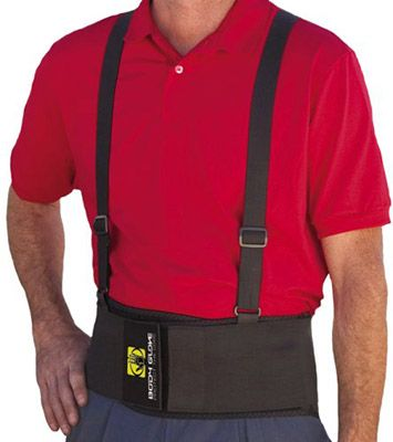How To Choose The Right Back Brace For Construction Workers Body