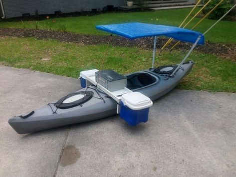 Outriggers: dual purpose (like EVERYTHING you take should be) - genius