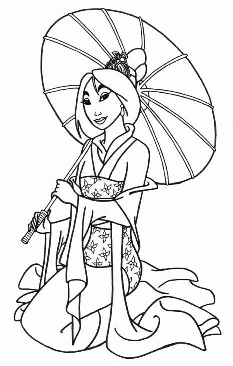 Disney Princess Coloring Pages Pdf Fresh Princess Mulan Disney Printable Coloring Disney Princess Coloring Pages Princess Coloring Pages Disney Princess Colors