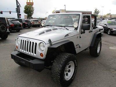 2008 Jeep Wrangler X Sport Utility 2 Door 2008 Jeep Wrangler Jeep Wrangler Jeep Wrangler X