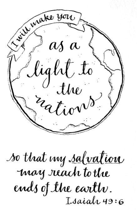 Verses mission scripture 15 Motivational
