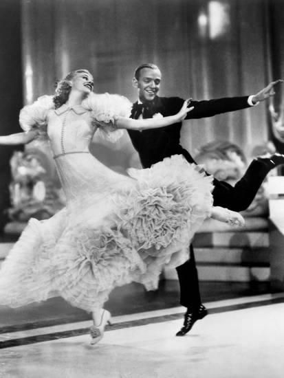 Swing Time Ginger Rogers Fred Astaire 1936 Photo Dance Photography Fred And Ginger Fred Astaire