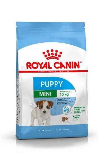 Maltbys Stores 1904 Limited 4kg Royal Canin Mini Puppy Size