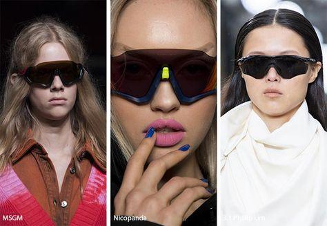 Spring Summer 2019 Sunglasses Trends | Trending sunglasses