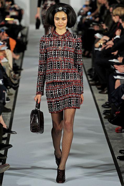 Oscar de la Renta Fall 2012 Ready-to-Wear Collection - Vogue