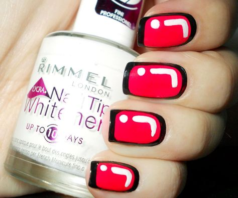 book nails - Google Search