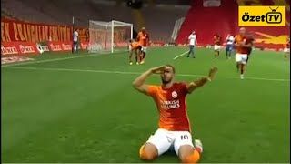 Galatasaray 2 0 Hajduk Split Mac Ozeti Ve Golleri Uefa Avrupa Ligi 3 On Eleme Turu Turu Noticias