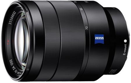 Sony Vario Tessar T Fe 24 70mm F4 Za Oss Camera Lens Sel2470z In 2021 Sony Camera Camera With Flip Screen Zoom Lens
