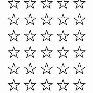 American Flag Star Outline Template Flag Template Star Stencil Star Outline
