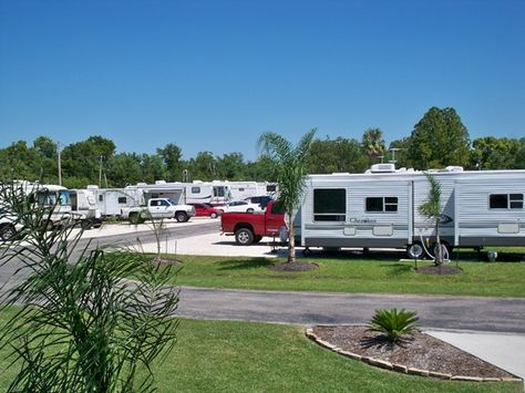 Pinchers RV Park Restaurant