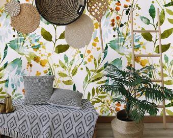 Adhesive Wallpaper Etsy Au Removable Wallpaper Wall Wallpaper Brick Wallpaper