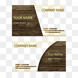 Vector Wood Business Card Personalized Business Cards Yellow Furniture Business Card Png Transparent Clipart Image And Psd File For Free Download Wood Business Cards Certificate Design Template Personal Business Cards