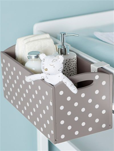 calvins modern blue and gray nursery nursery organization change tables and organization ideas