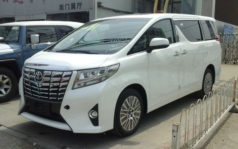 Get New And Used Toyota Alphard Cars for Sale | Vine Place